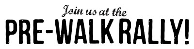 Join us at CPC's Pre-Walk Rally!