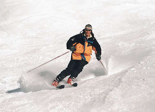 Its All About Skiing