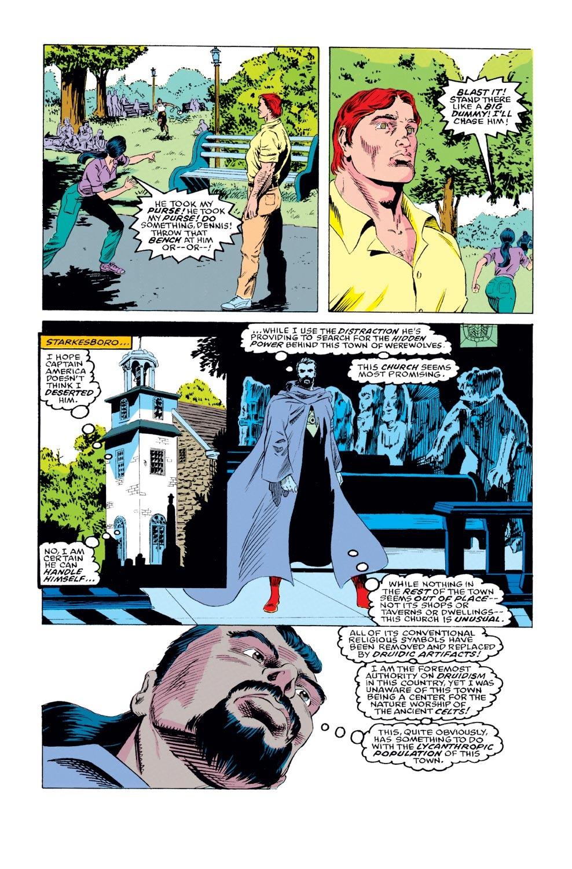 Captain America (1968) Issue #405 #354 - English 8