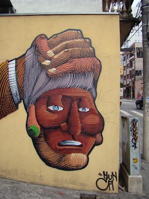 Street Art São Paulo Brazil