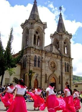 Programa Eventos Fiestas Carnaval en Espejo El Carchi