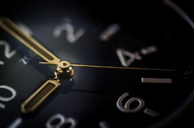 Relógio Analógico (Analogia)