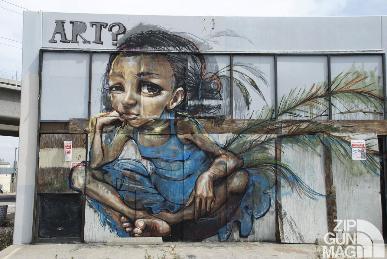 What is graffiti 70