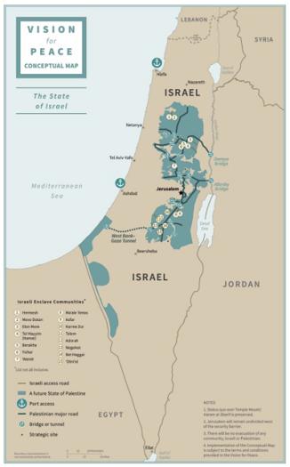 Harta lui Trump, Israelul lui Dumnezeu sau când profeția bate geografia (despre identitate)