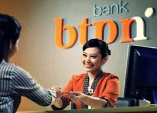 Lowongan Kerja Bank BTPN