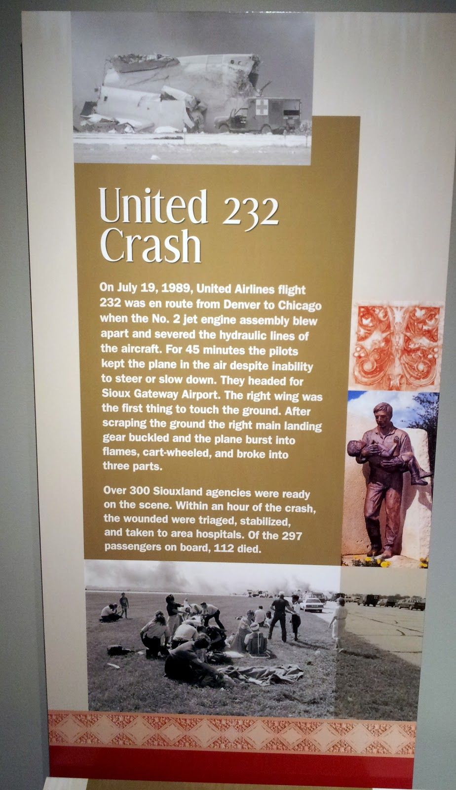 History and Culture by Bicycle: Sioux City Public Museum ...