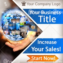 Business Web Banner Ad