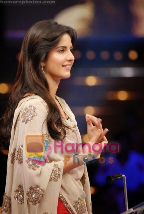 Katrina Kaif at 10 Ka Dum in Sony TV on 13th August 2008
