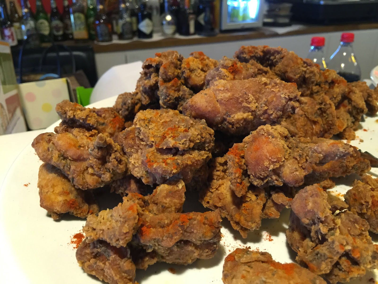 cajun chicken chunks stirling
