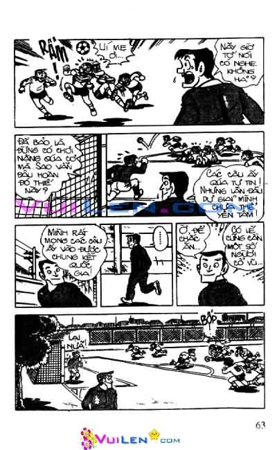 Jindodinho - Đường Dẫn Đến Khung Thành III  Tập 4 page 63 Congtruyen24h