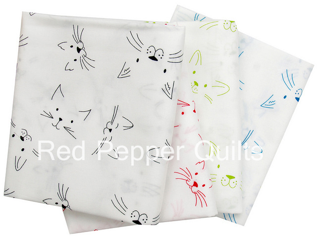 The Cat's Pyjamas by Jodie Carleton | Red Pepper Quilts 2015
