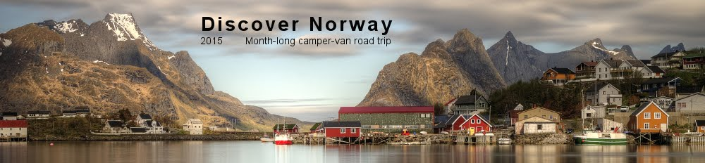 Discover Norway Blog