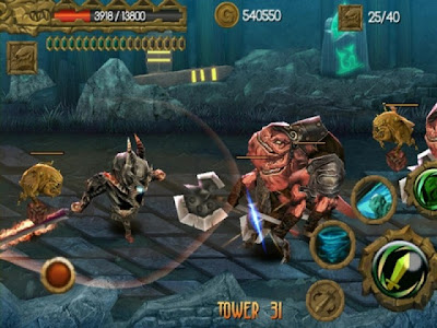 Lord Of Darkness 3D on HVGA(320x480) and QVGA (240x320) All Android phones