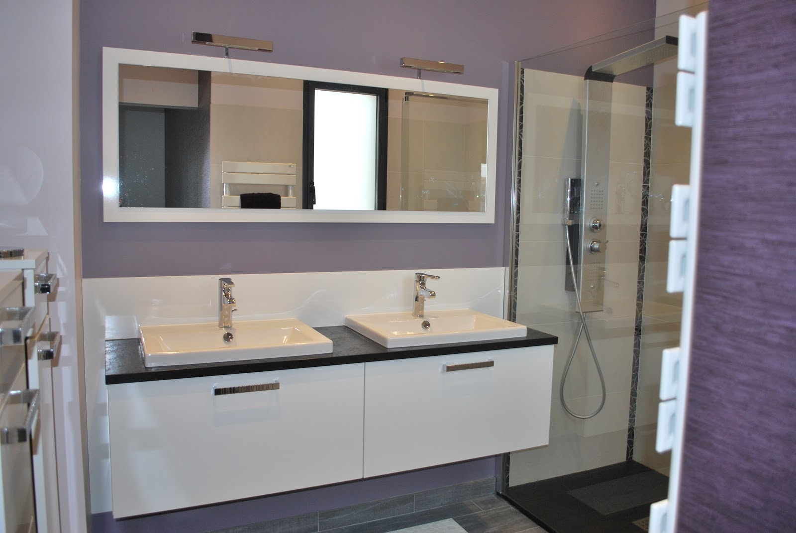 Votre cuisine mobalpa par virginie salle de bain mobalpa for Salle de bain fonctionnelle