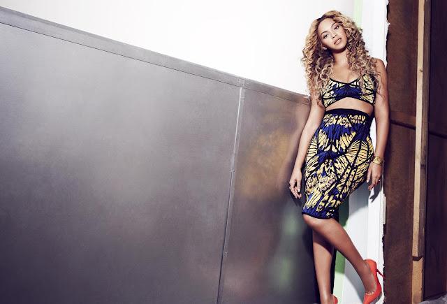 Beyonce Shape Magazine 2013