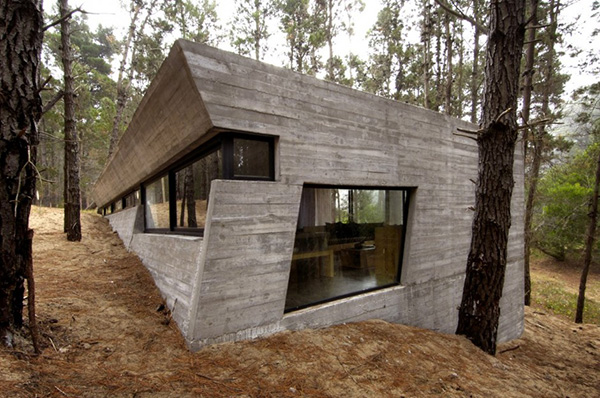 Home styles concrete cement home style for Concrete home design ideas