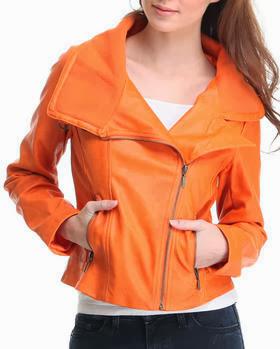 Asymmetrical Moto Jacket