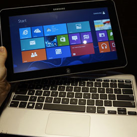 Samung ATIV Hands On