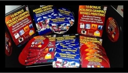 bisnes printing tanpa modal, bisnes printing, bisnes di rumah, bagaimana memulakan bisnes tanpa modal