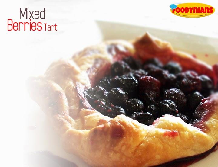 mixed-berries-tart