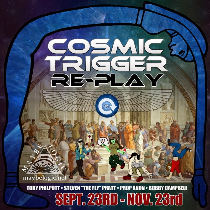 Cosmic Trigger Replay