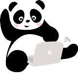 Panda at Work