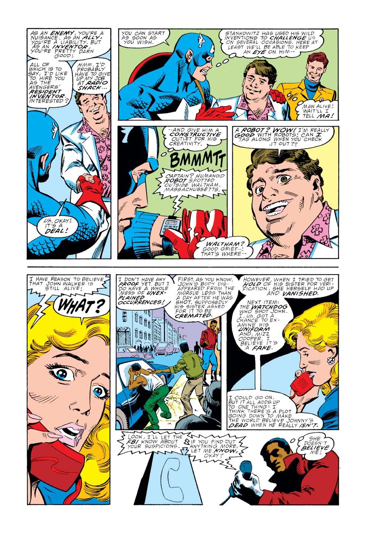 Captain America (1968) Issue #354 #286 - English 7