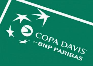 Copa Davis Repechaje. Israel-Argentina