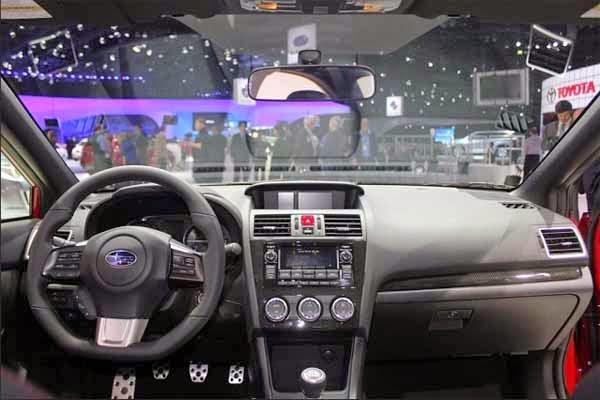 2016 Subaru Impreza WRX STi Hatchback