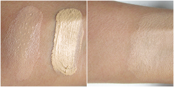 alverde Pure Teint Makeup & Cover&Stay Makeup Swatches