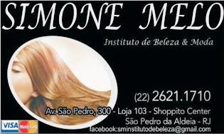 SIMONE MELO INSTITUTO DE BELEZA E MODA