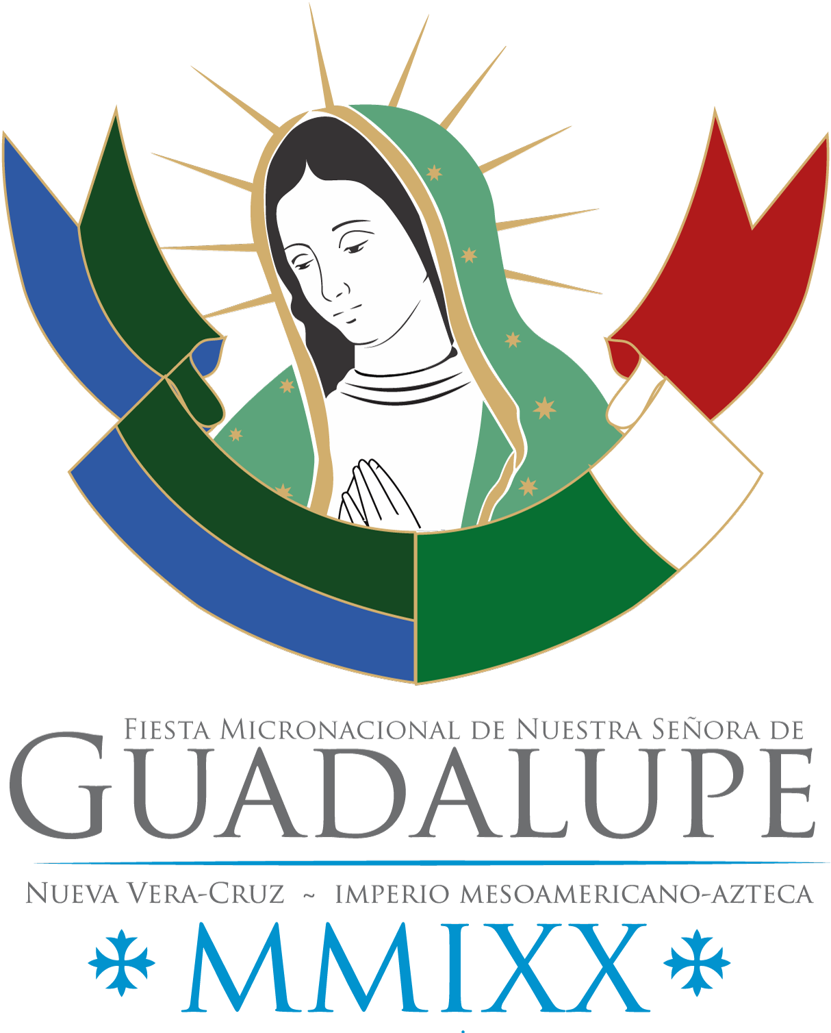 Fiesta Bimicronacional de la Virgen de Guadalupe Azteca - Nueva Vera-Cruz 12/12/19