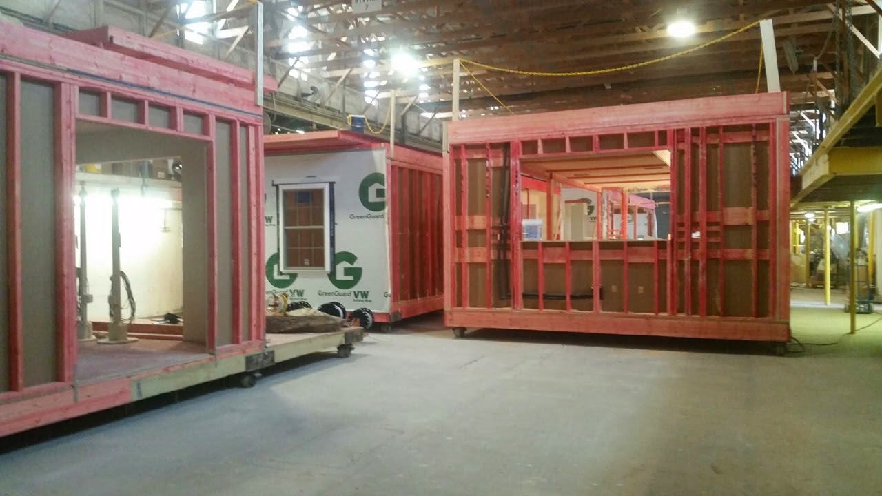 With A Focus On Modular Construction, Eco Red Shield Advanced Framing  Lumber Was Selected For This Project As The Framing Lumber Of Choice.