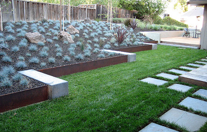 Perfect Landscaping With Steel
