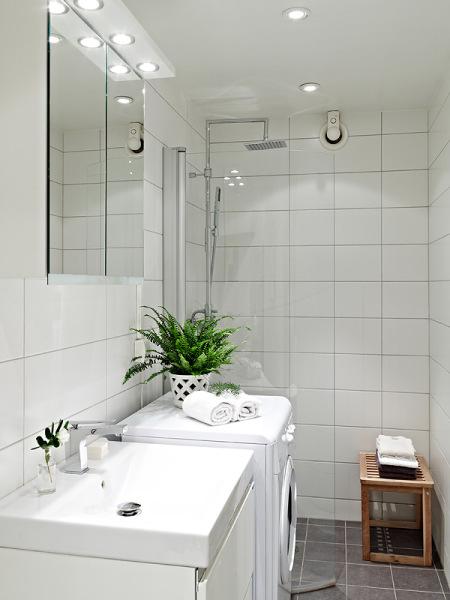 Decorar Baño Lavadora:Ubicar la lavadora en el baño