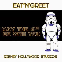 Eat 'N' Greet - May The 4th Be With You