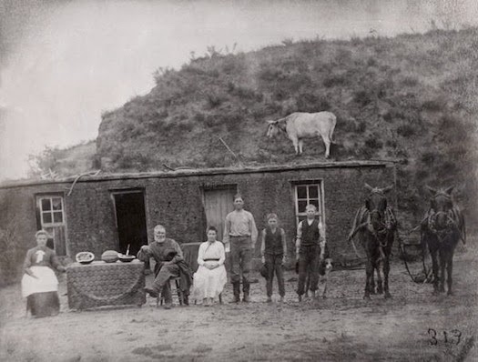 Midlist Writer: Old West Photo Friday: Home Life on the ...