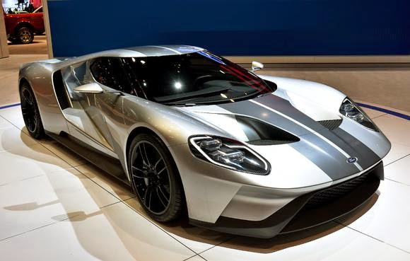 The 2017 Ford GT Will Be The Most Expensive Car Ford Has Ever Created