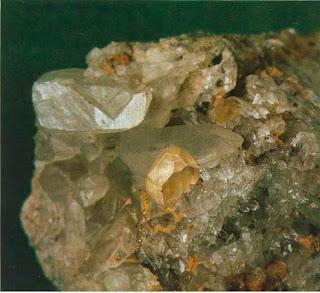 Mineral Topaz