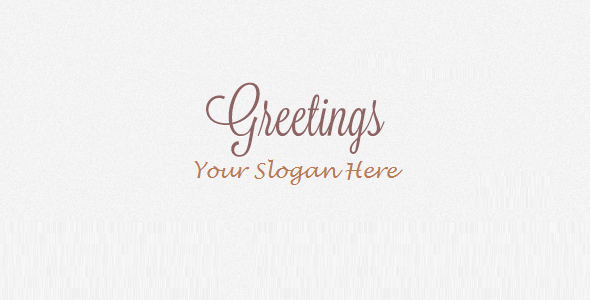 Greetings Genesis Awesome Blogger Template