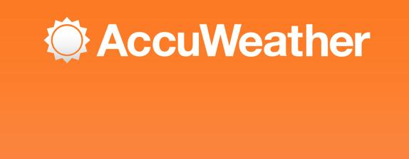 New Accuweather Logo Accuweather's New Logo