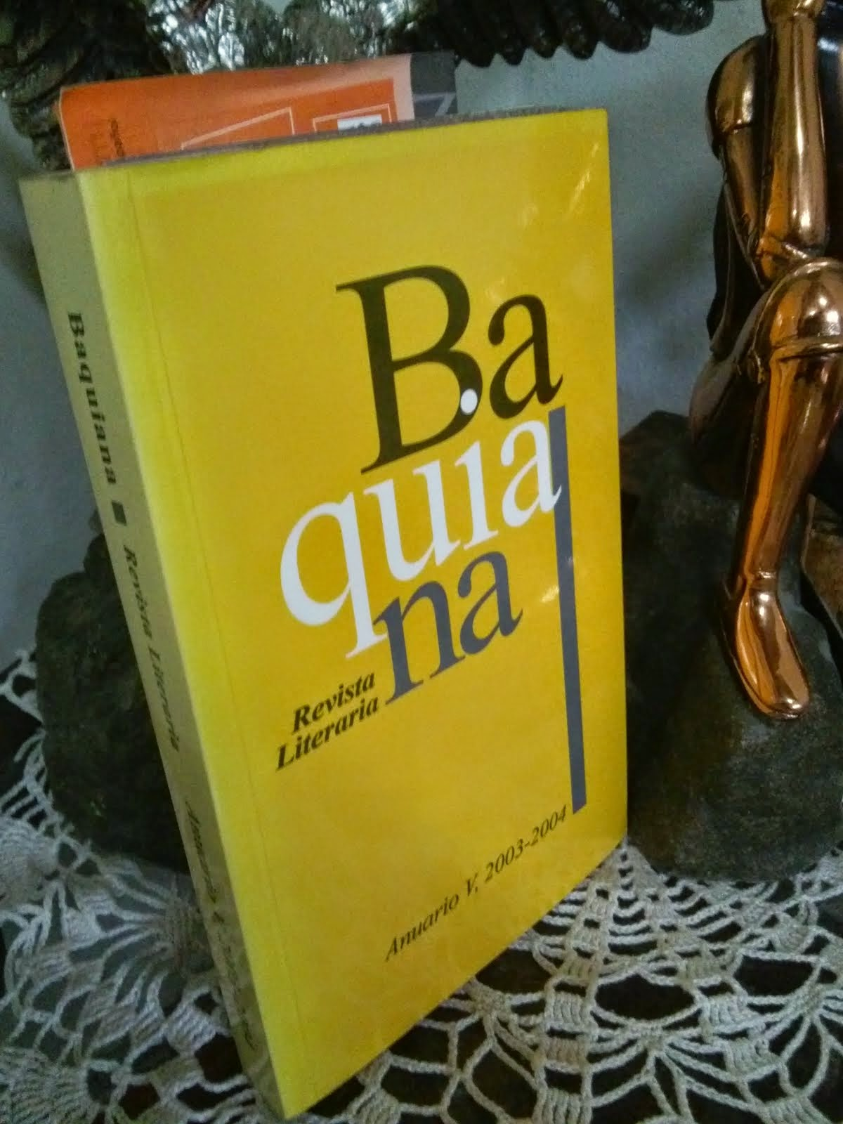 REVISTA BAQUIANA