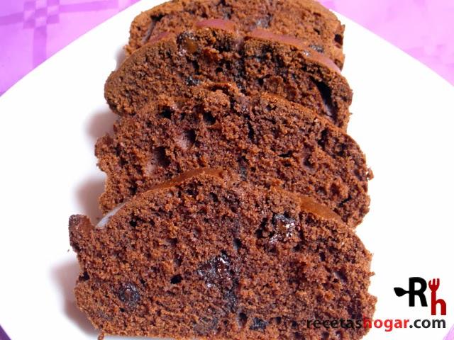 Plunk-Cake de chocolate - Portada