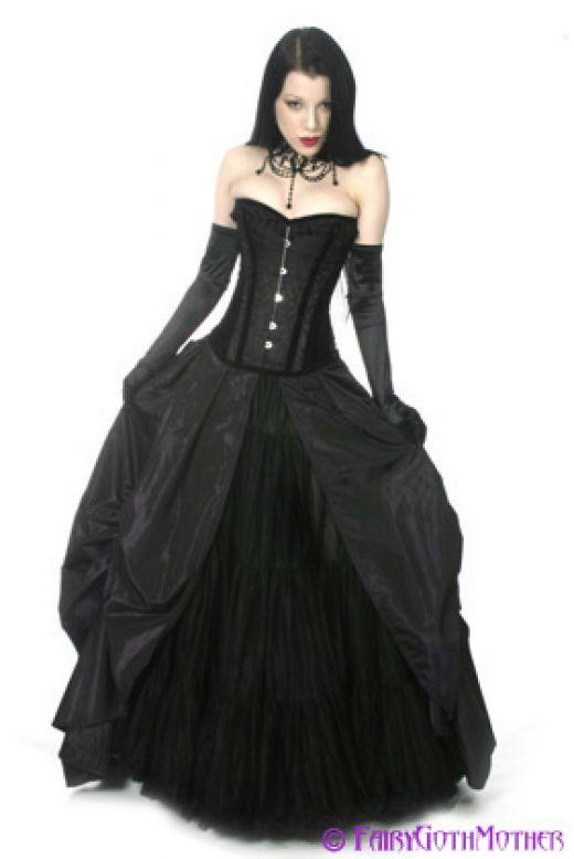 [HUM][Castiel] La parfaite histoire d'amour de Paäâ@hhndhaâ@A ♥ Gothic%2BVintage%2BWedding%2BDresses%2BY-2011041420a