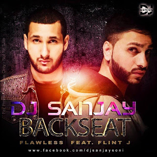 Backseat Flawless Ft. Flint J (Electro House Mix) - DJ Sanjay