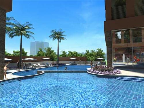 Bể bơi ngoài trời tại chung cư 360 Giải Phóng