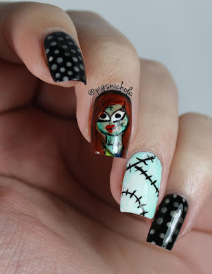 Halloween Bonus: Sally from The Nightmare Before Christmas