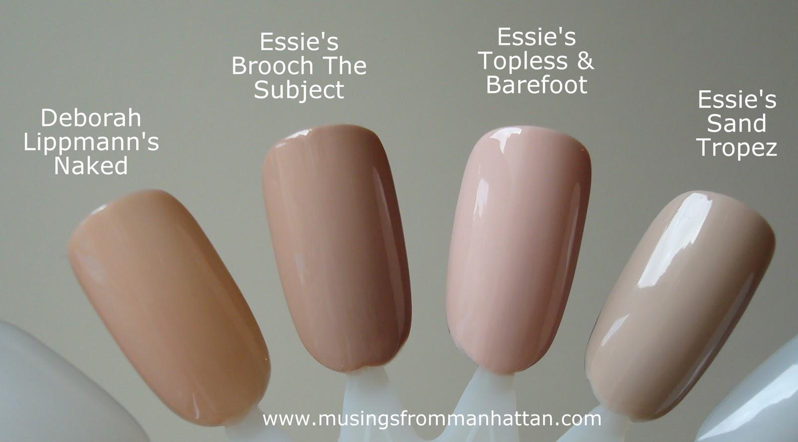 best neutral nail polish for black women - Google Search … | Pinteres…