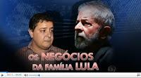 JR mostra polêmica trajetória profissional de Lulinha, filho mais velho de Lula