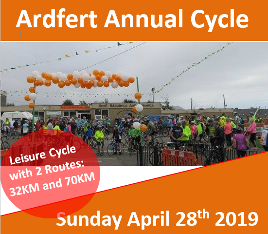 Ardfert Annual Cycle